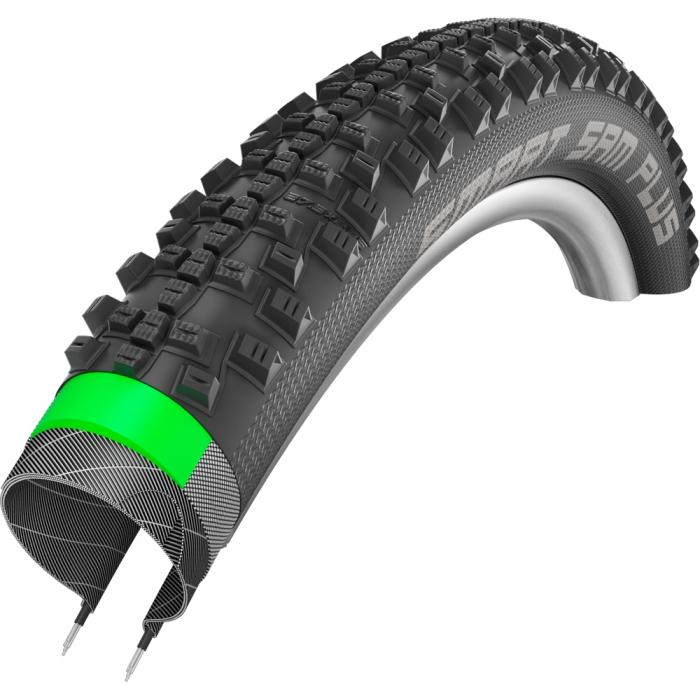 Schwalbe Smart Sam Plus green guard tyre