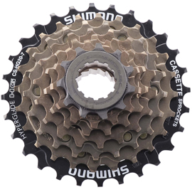 CS-HG20 7-Speed Cassette