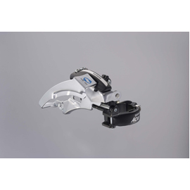 FD-M360 Acera Front Derailleur, Dual-pull, multi-fit, Top Swing