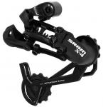 SRAM X4 -7/8 Spd Long Cage Rear Blk