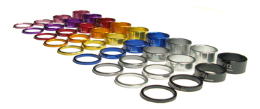Headset Spacers - 11/8